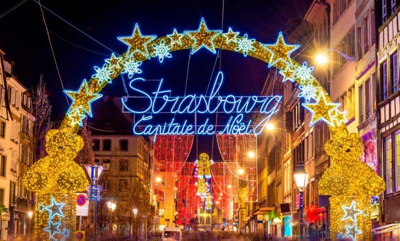 El de Estrasburgo es el más antiguo mercado de navidad de Francia