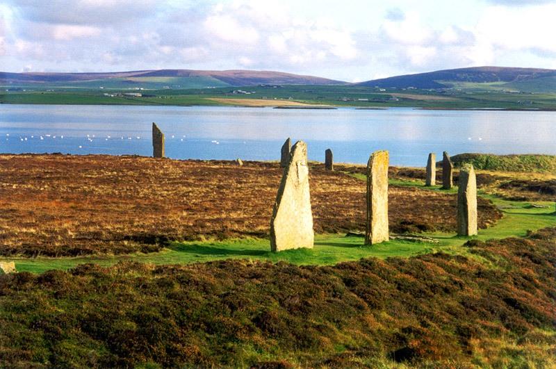 islas orcadas + Anillo de Orkney