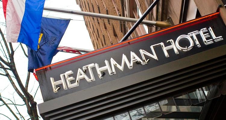 hotel Heathman portland