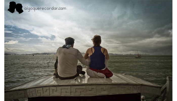 Rubén y Lucía, bloggers de Algo que recordar