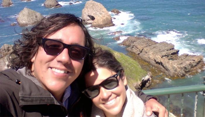 Zior y Carlos, blogger de Canela y Canelón