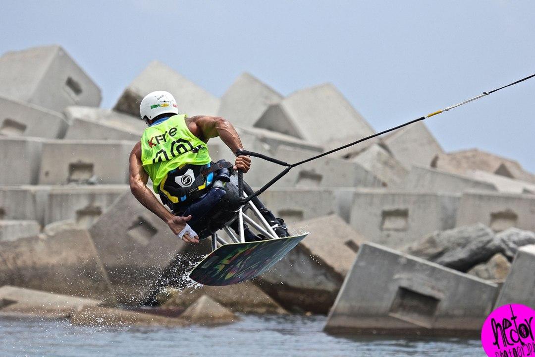 Alvaro Bayona wakeboard