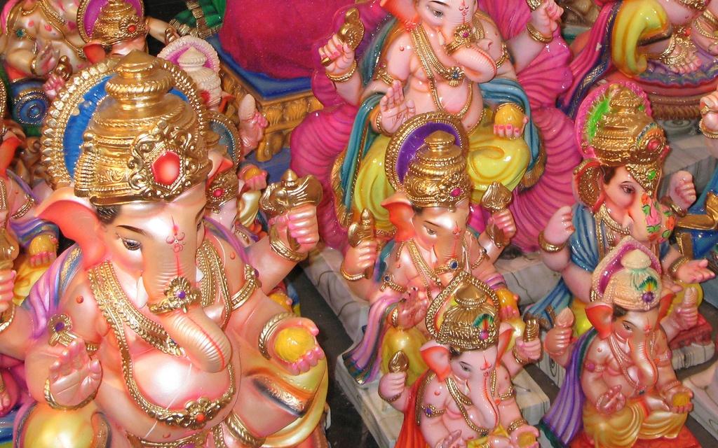 dios elefante Ganesha