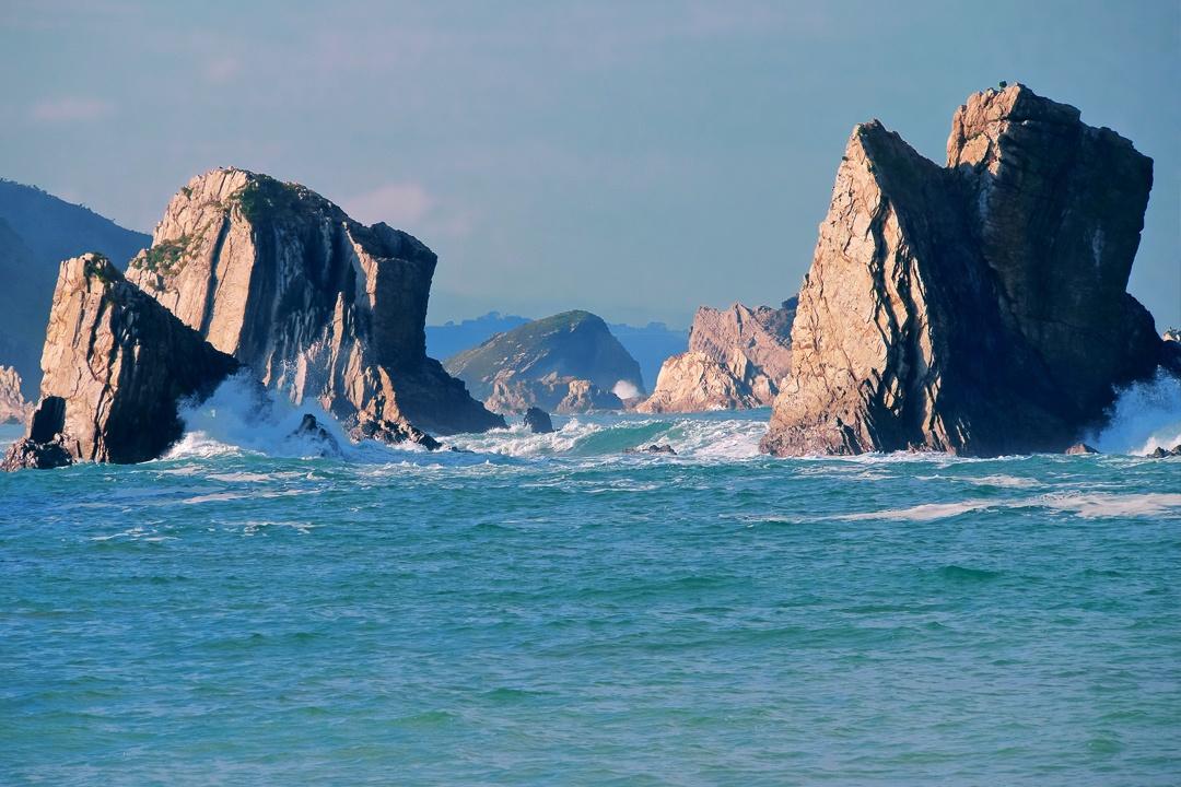 Playa del Silencio, Cudillero