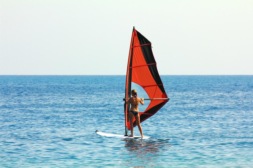 Aprender a hacer windsurf. Los 10 mitos.