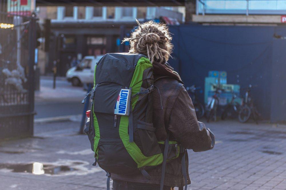Viajar como mochilero