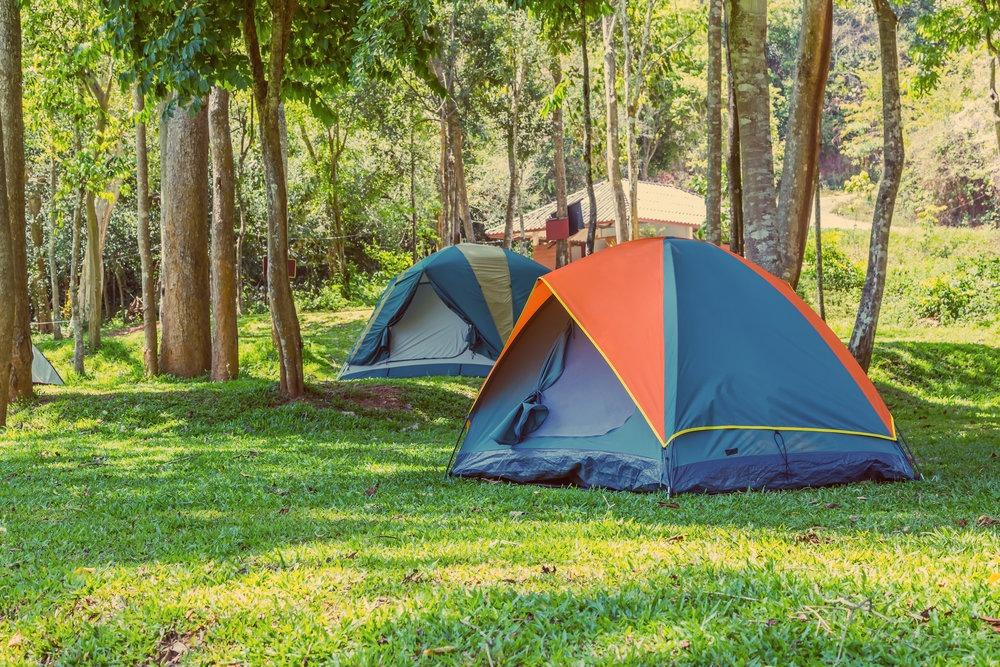 que es necesario para ir de camping