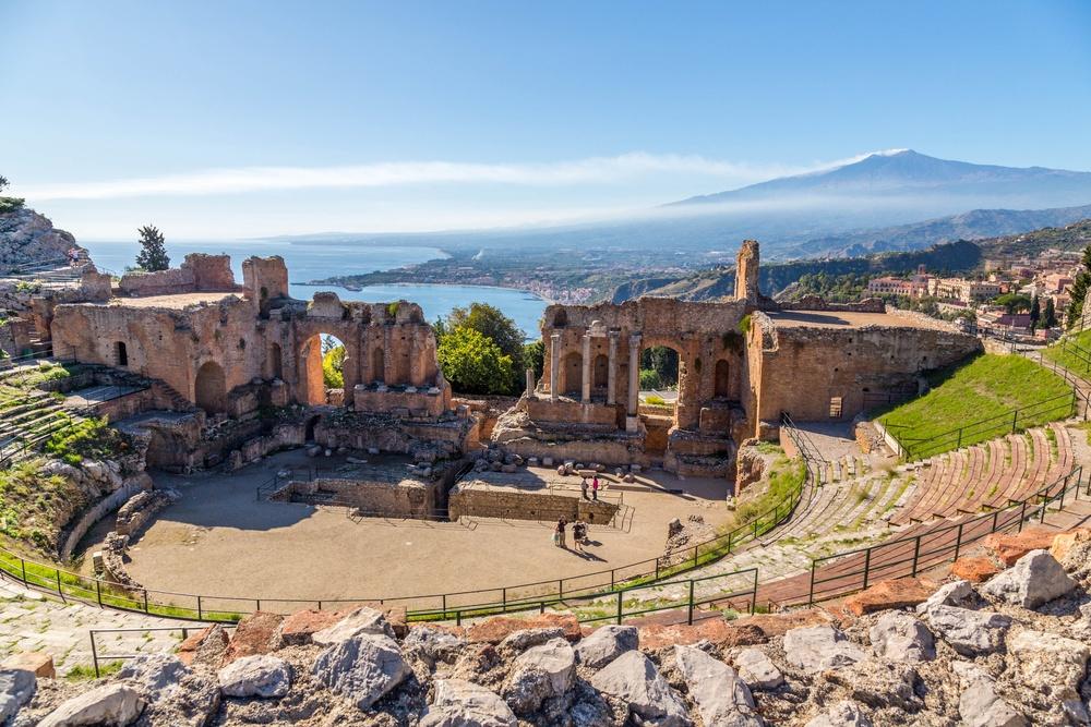 Qué ver en Sicilia: Taormina