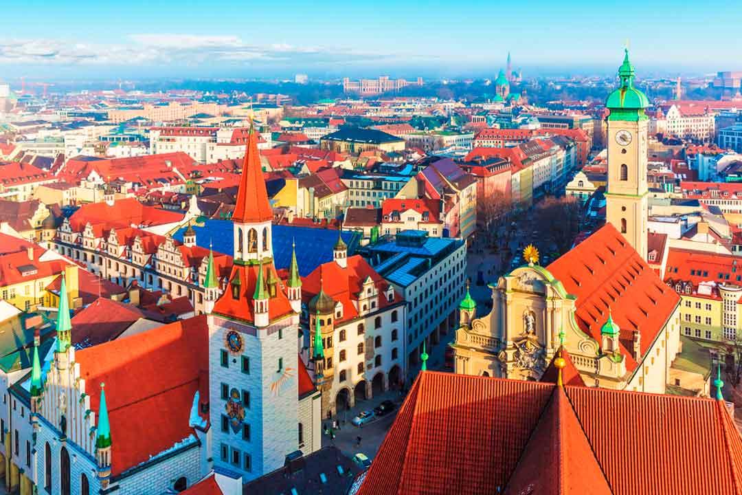 No te pierdas Munich si haces un viaje a Alemania