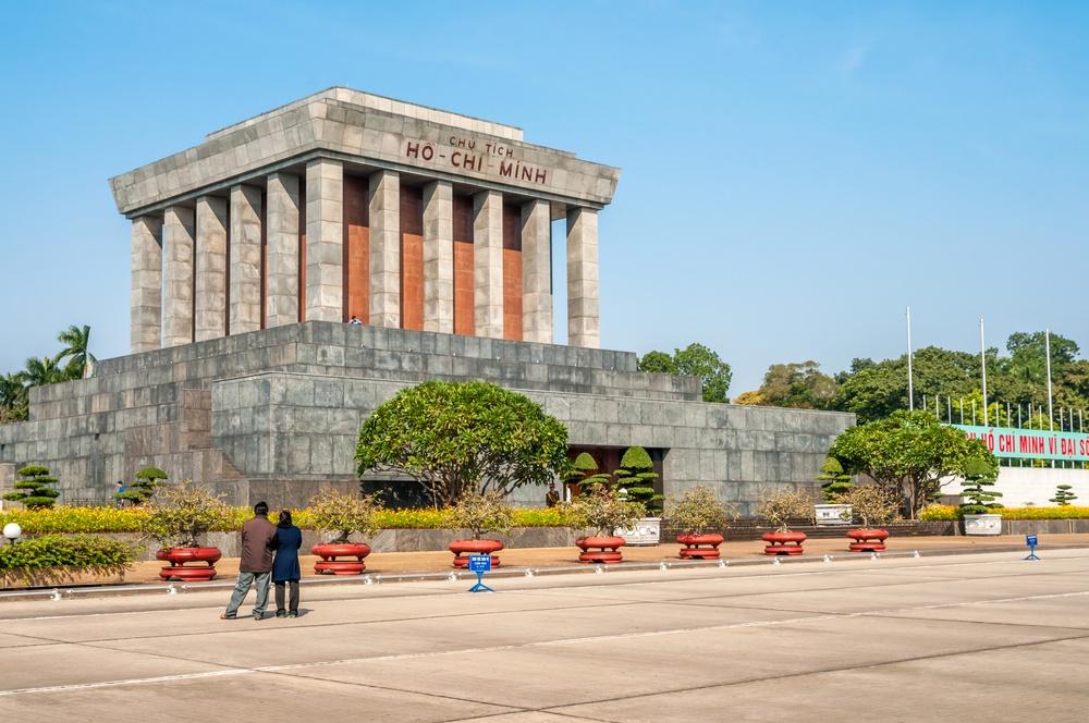 Mausoleo de Ho Chi Minhs