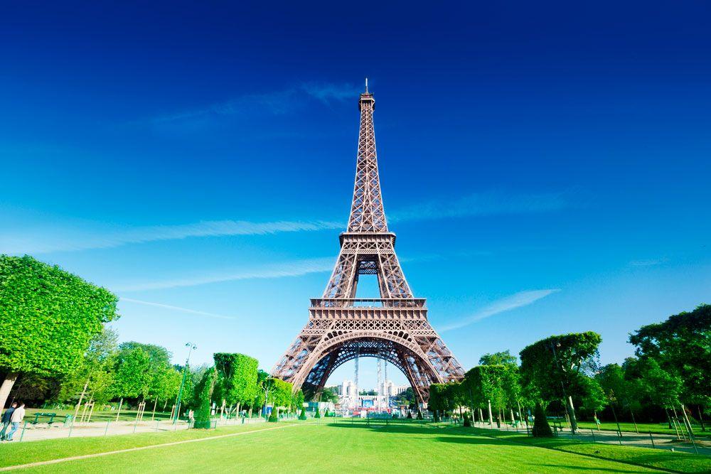 Torre Eiffle, Paris