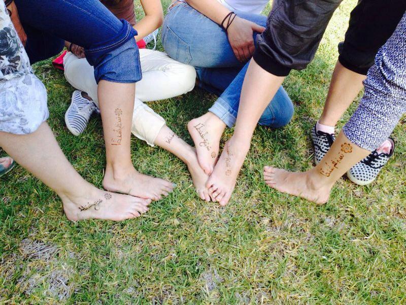 Seis Maletas se reúnen en Marruecos