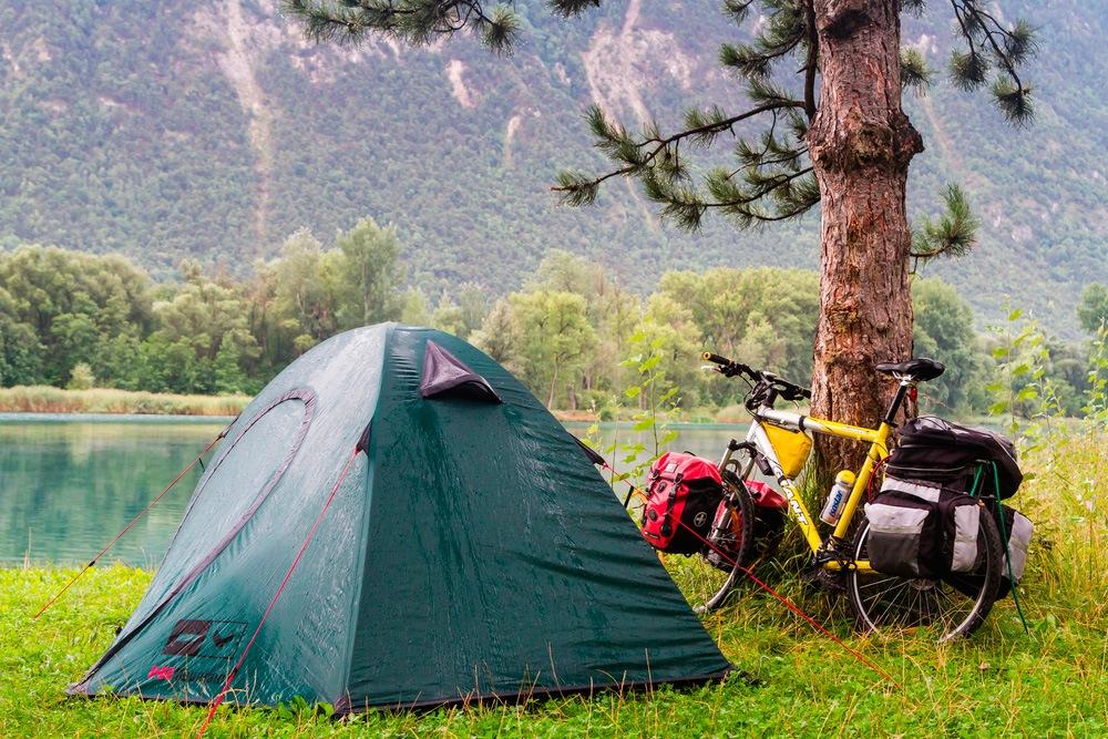 Descansa de tu bicicleta