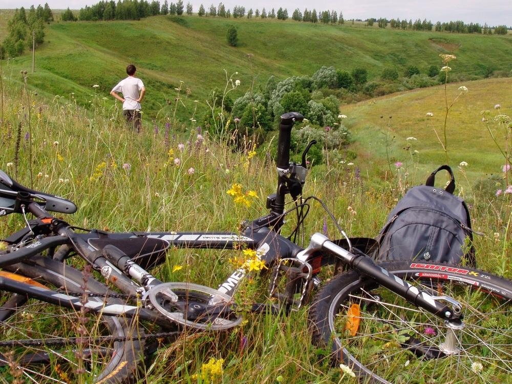 Disfruta de tu viaje y de tu bicicleta