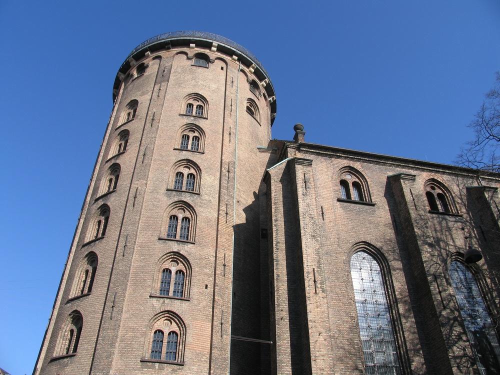 La torre redonda, Copenhague
