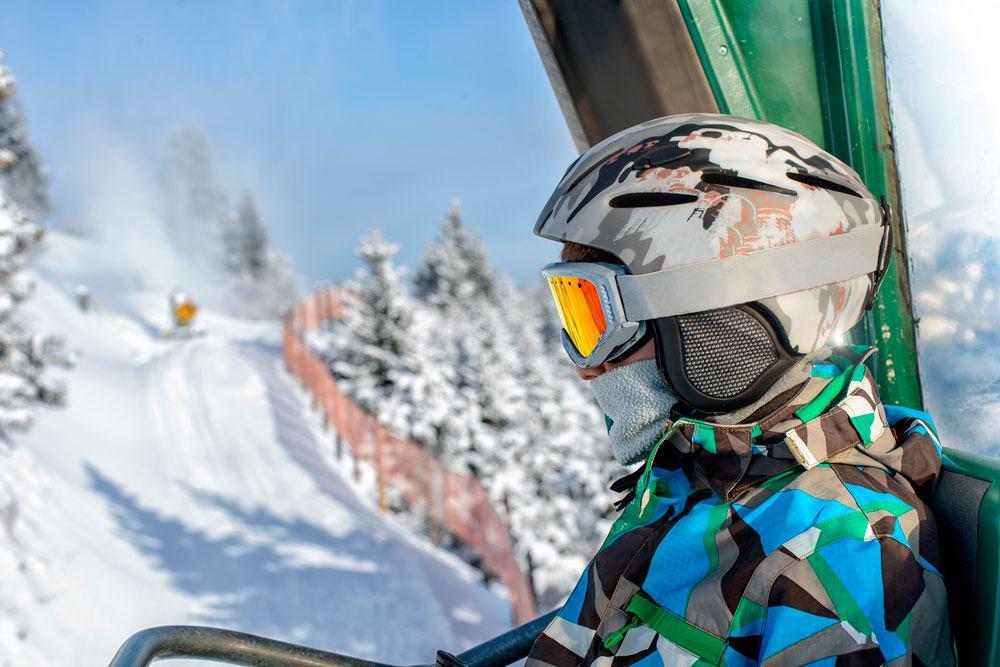 Ropa de esqui