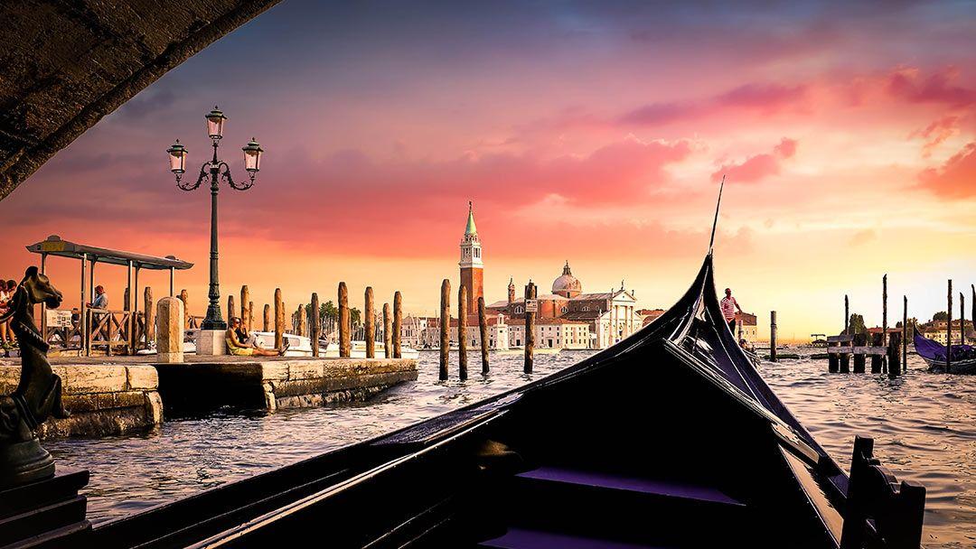 Viajar a Venecia es uno de los planes más solicitados que hacer en San Valentín