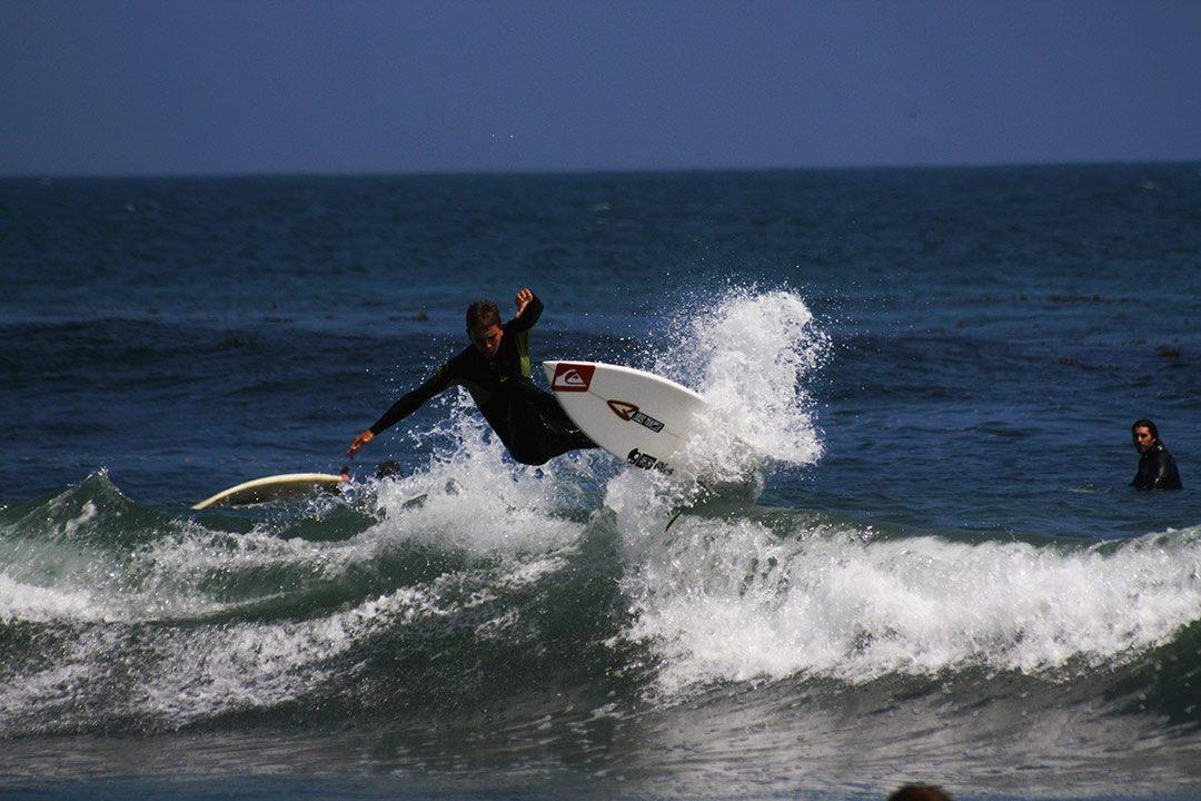 Las mejores playas para hacer surf