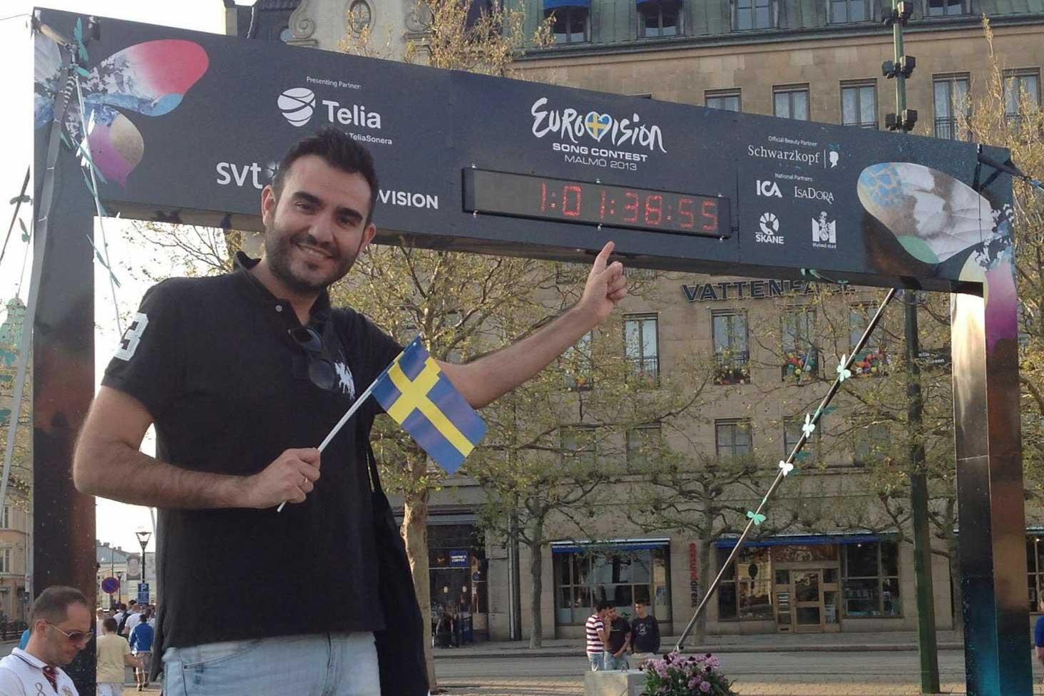 ciudad sede de eurovision