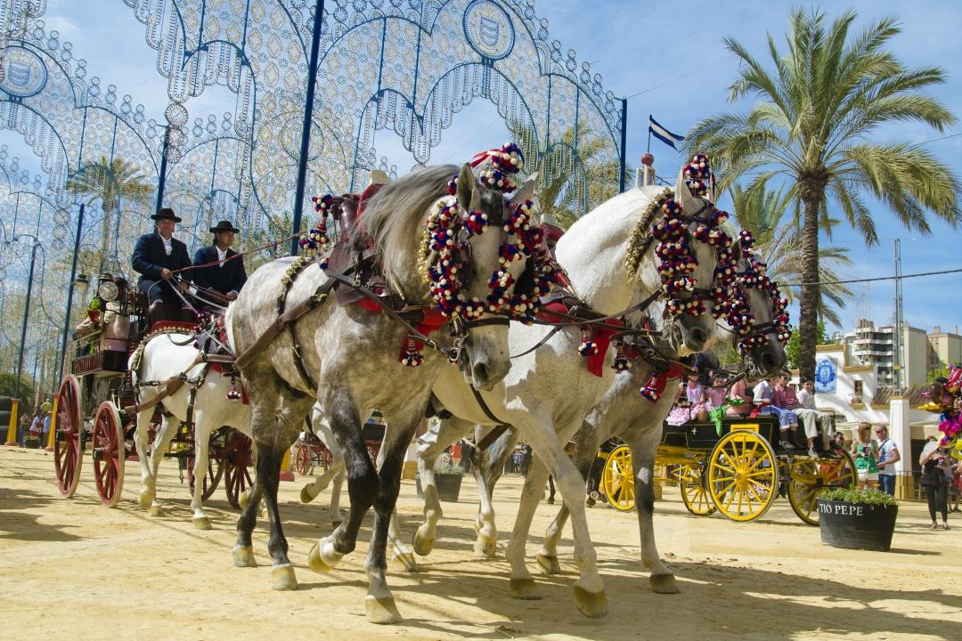 La Feria de Jerez sigue a la Feria de Abril en 2017