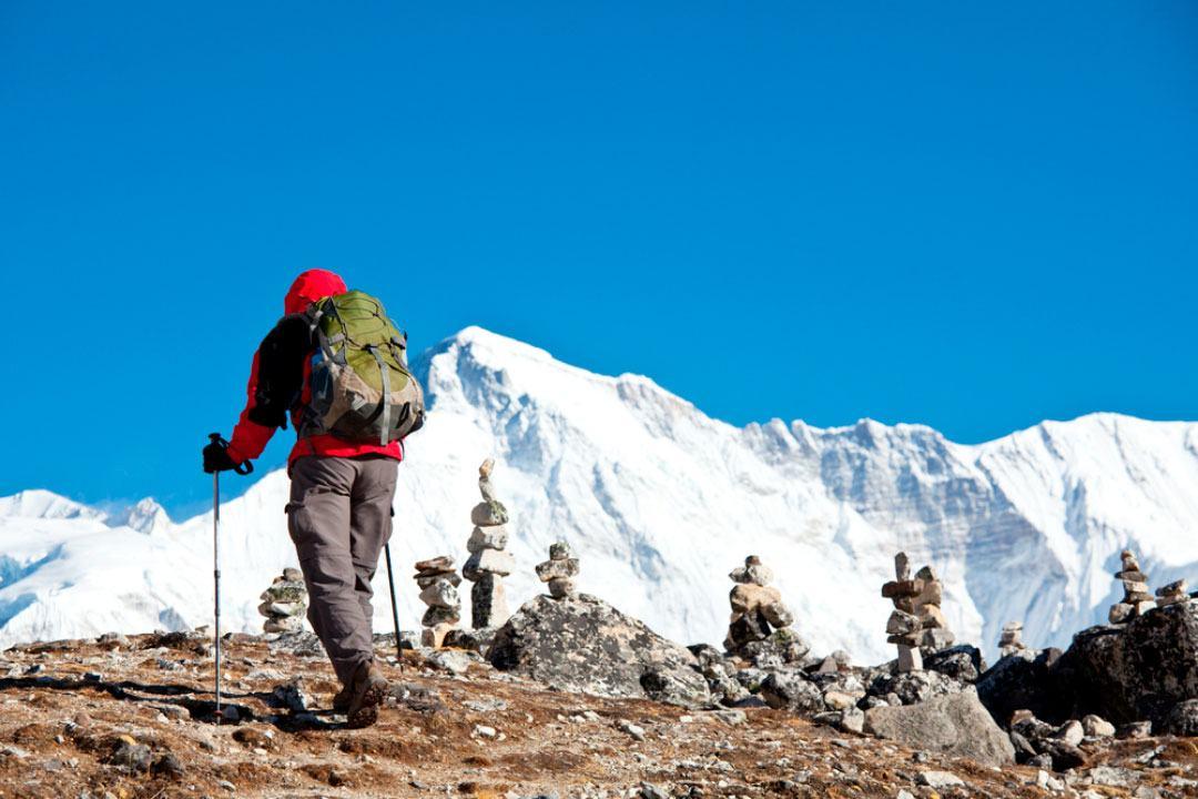 deportes de montaña en la india