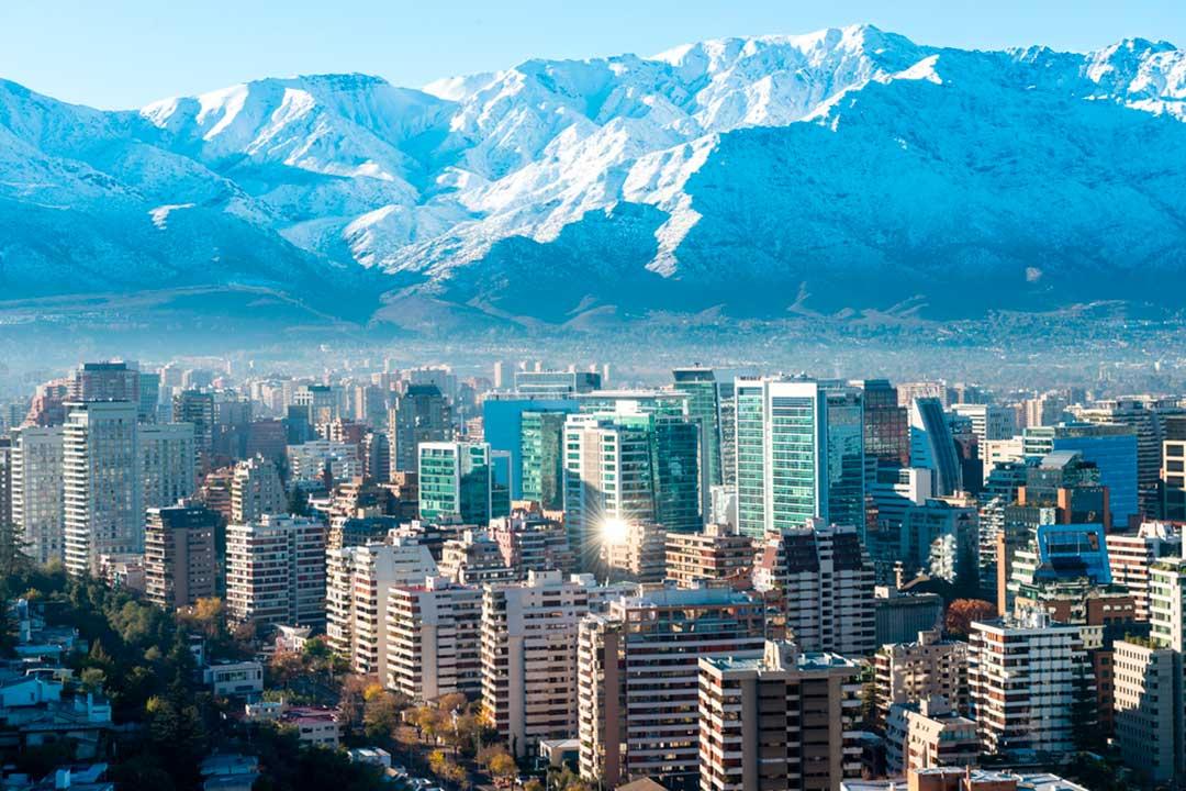 chile es ideal para esquiar cuando en España es verano