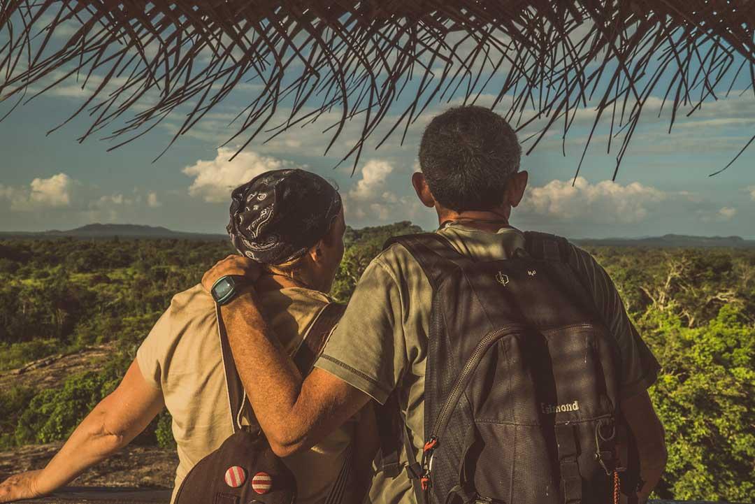 viajar con padres