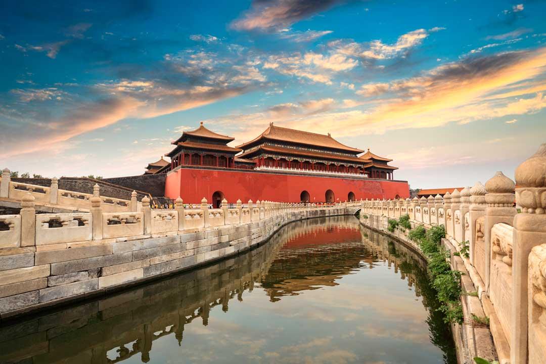 La Ciudad Prohibida de Pekin no puedes dejarla de ver al visitar China