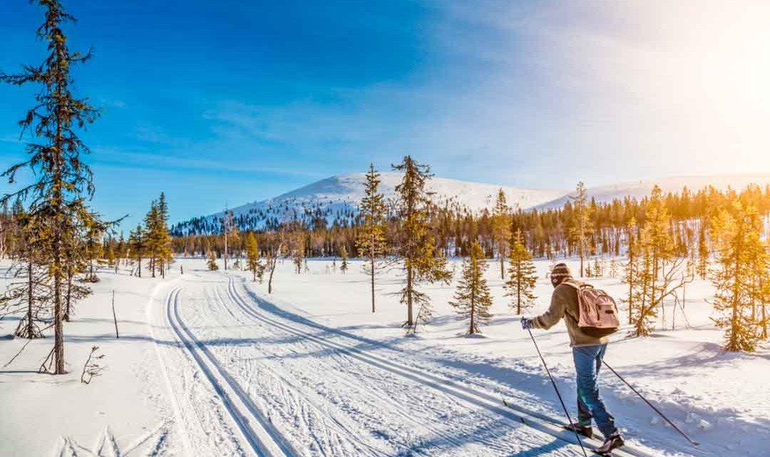 400f0b27661 El esquí de fondo es un deporte de invierno que pueden practicar la mayoría  de las personas, se puede realizar desde niños y no requiere una excelente  forma ...