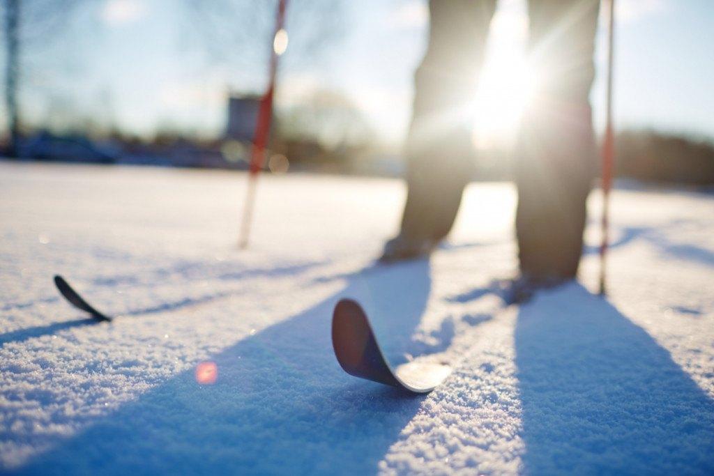 94d7582e7d1 Cómo elegir los bastones, fijaciones, los esquís y botas de esquí de fondo