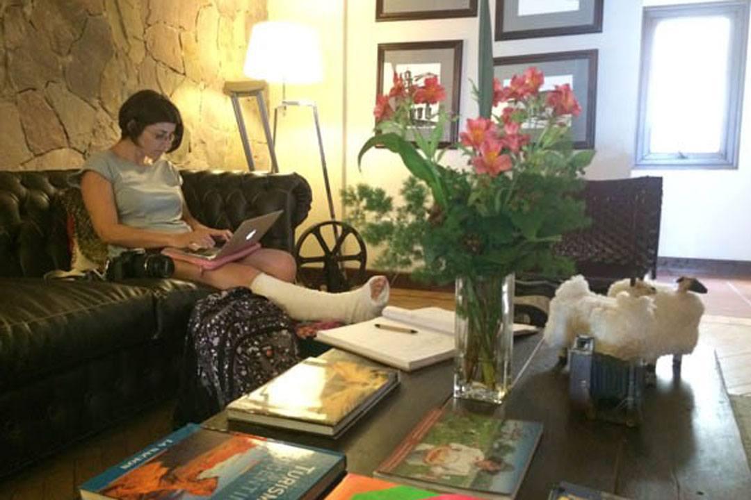 Blogger de viaje Diario de abordo nos orienta sobre como elegir el seguro de viaje