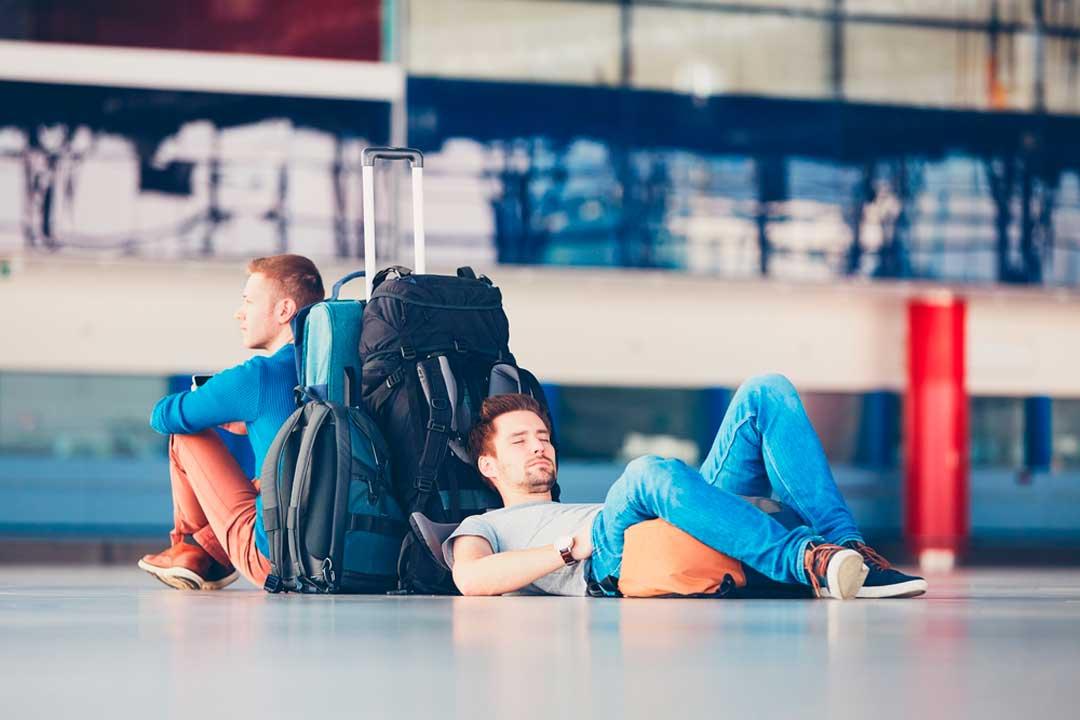 Incidencias con el transporte: Indemnizacion por cancelacion de vuelo y seguro de viaje
