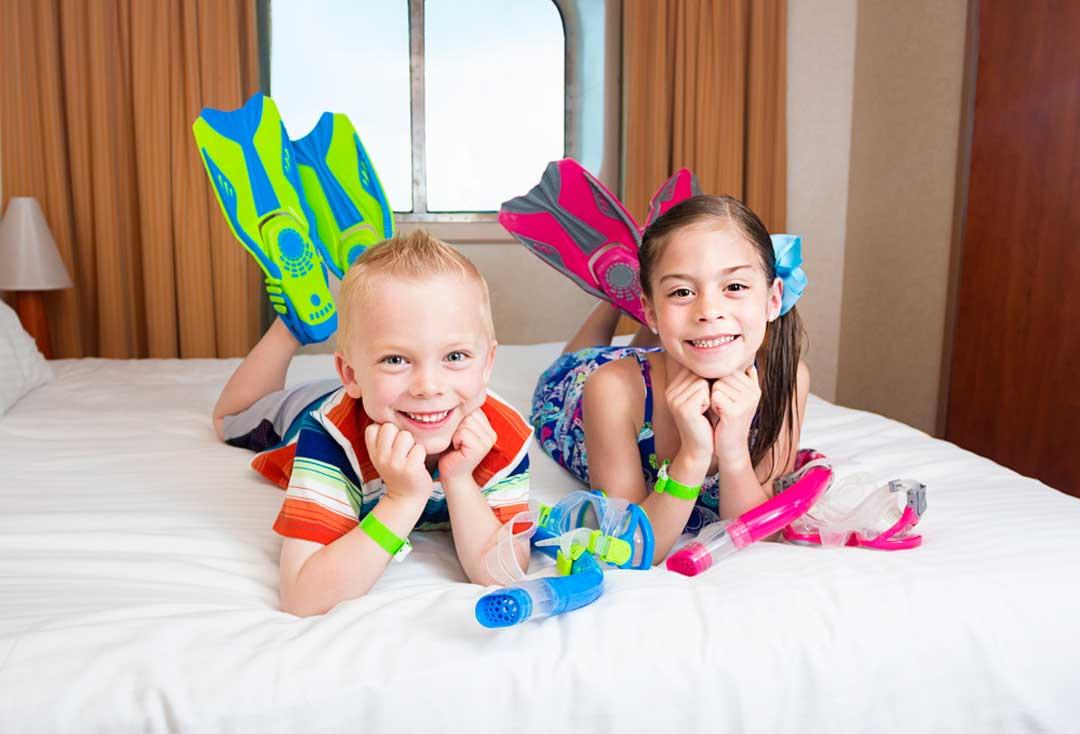 Dudas y consejos al hacer cruceros con niños