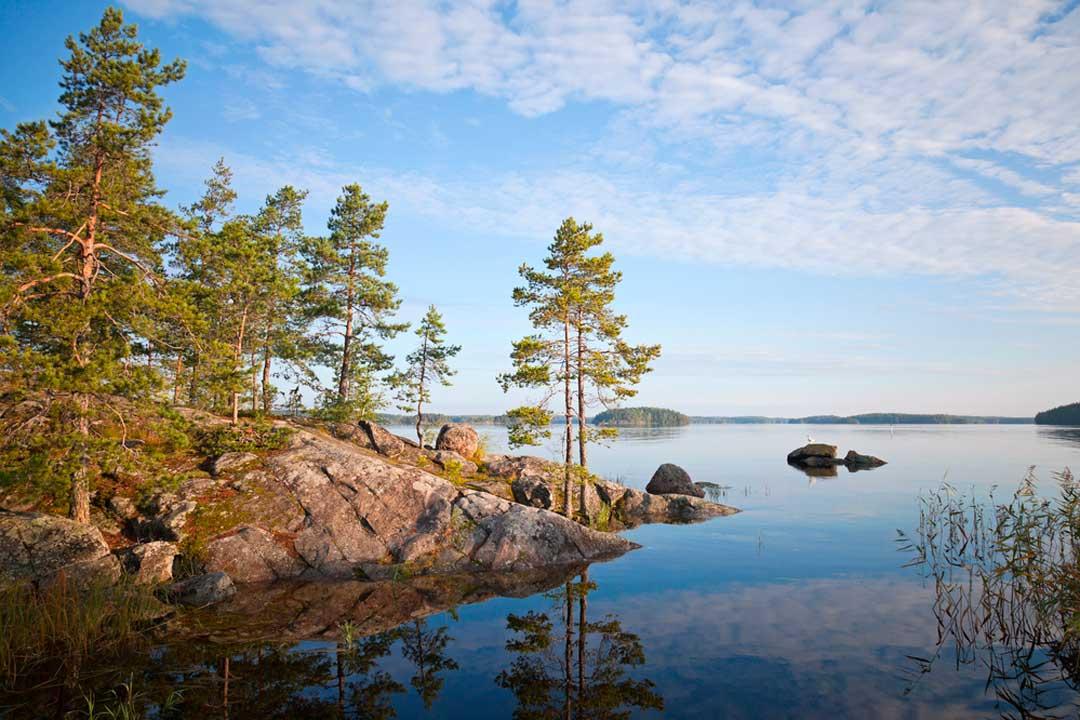 Vacaciones de verano en Finlandia
