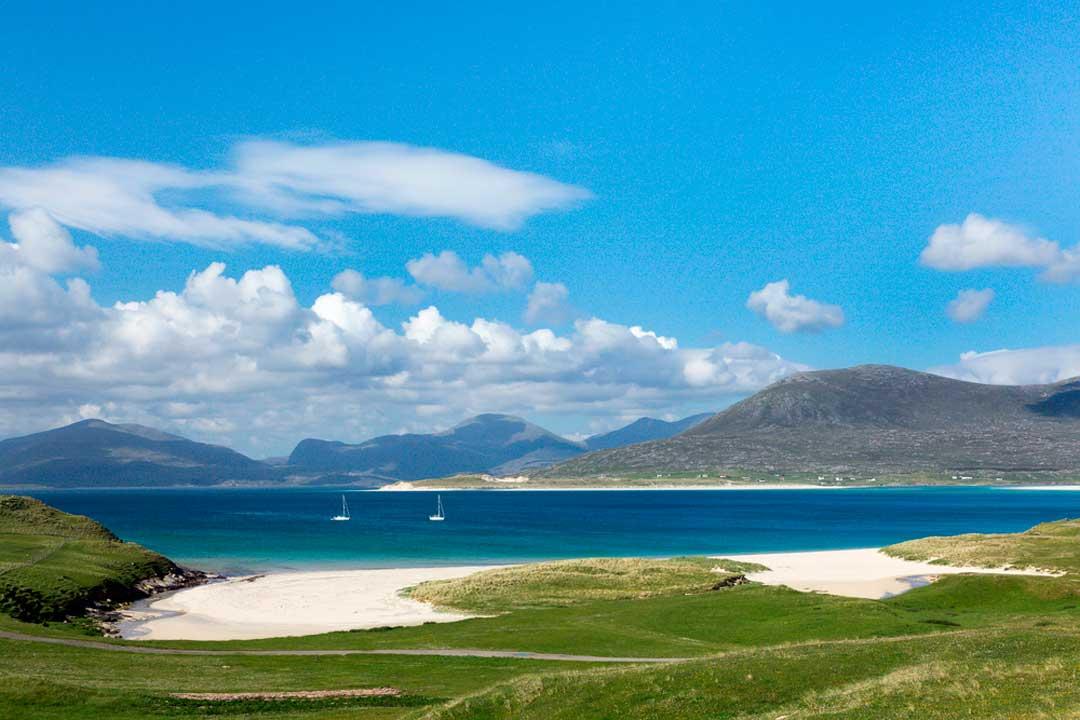 Escocia sigue a la cabeza de los mejores destinos de Europa