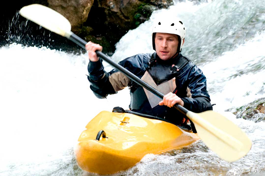 Consejos para practicar kayaking