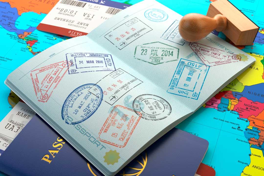 Uno de los requisitos para obtener un visado es tener el pasaporte en regla