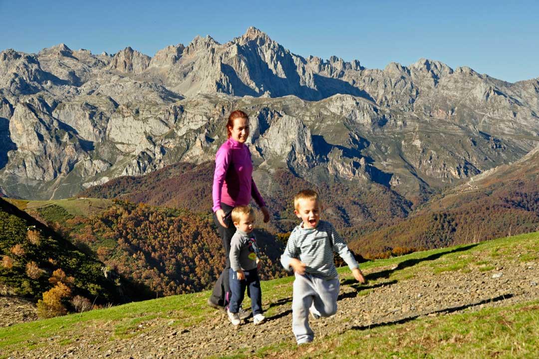 vacaciones con niños donde ir