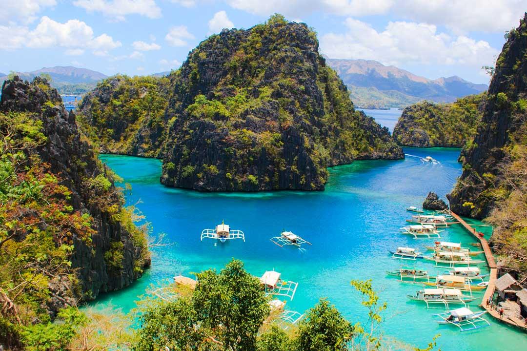 Planifica bien tu viaje a Filipinas, pues deberás usar muchos medios de transpote para moverte de isla en isla