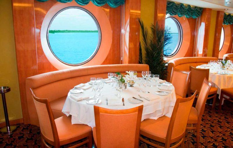 cruceros todo incluido: uno de los errores al viajar en crucero es desconocer los precios a pagar en la cuenta a bordo al finalizar el viaje, como los restaurantes especiales, las propinas, tratamientos de belleza u otros servicios