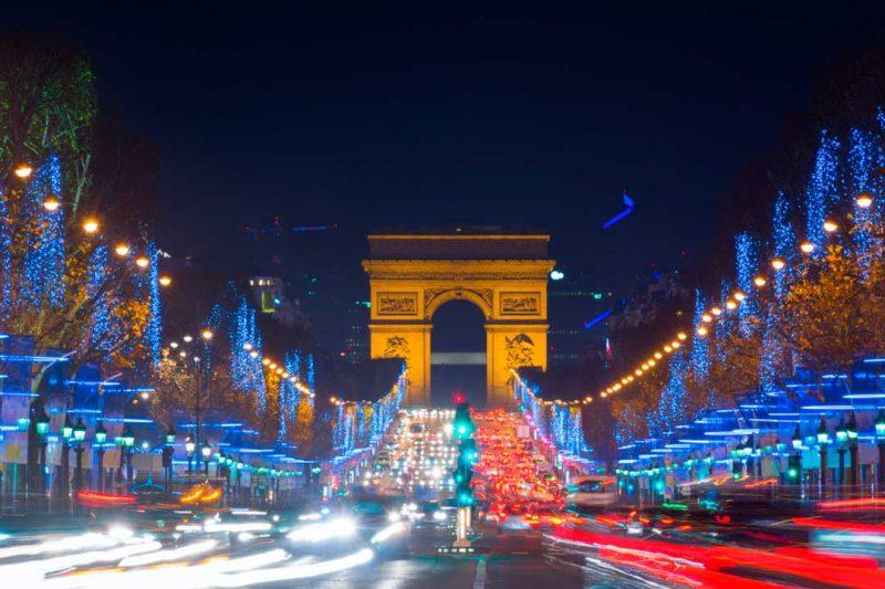 París o donde viajar en Navidad con niños