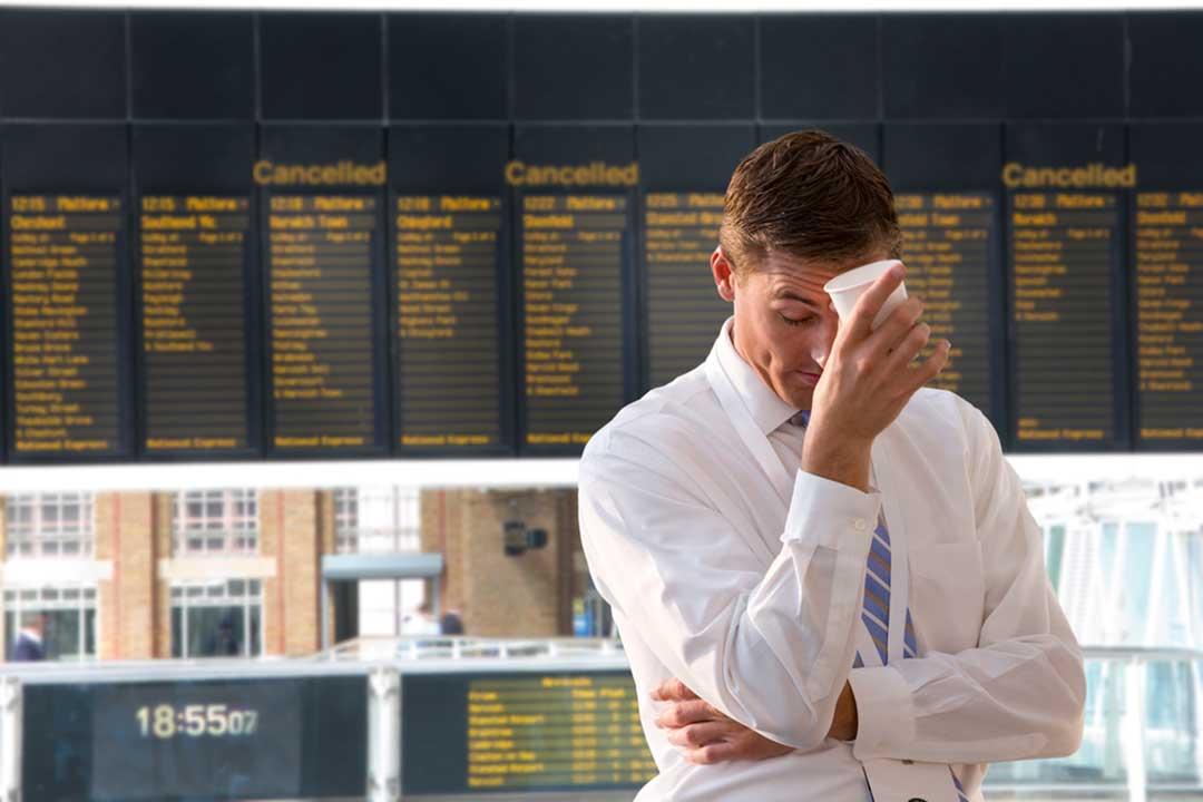 Cómo hacer la reclamación de cancelacion de vuelo por overbooking