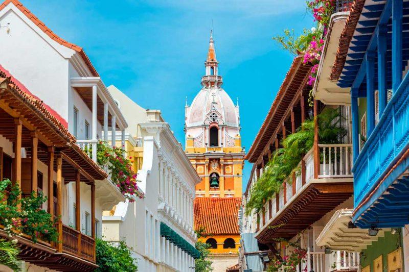 Colombia, y en concreto Cartagena de Indias, es una de las mejores grandes viajes que hacer en 2018