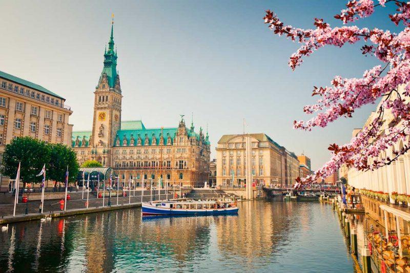 Hamburgo es uno de los mejores destinos para hacer una escapada en 2018