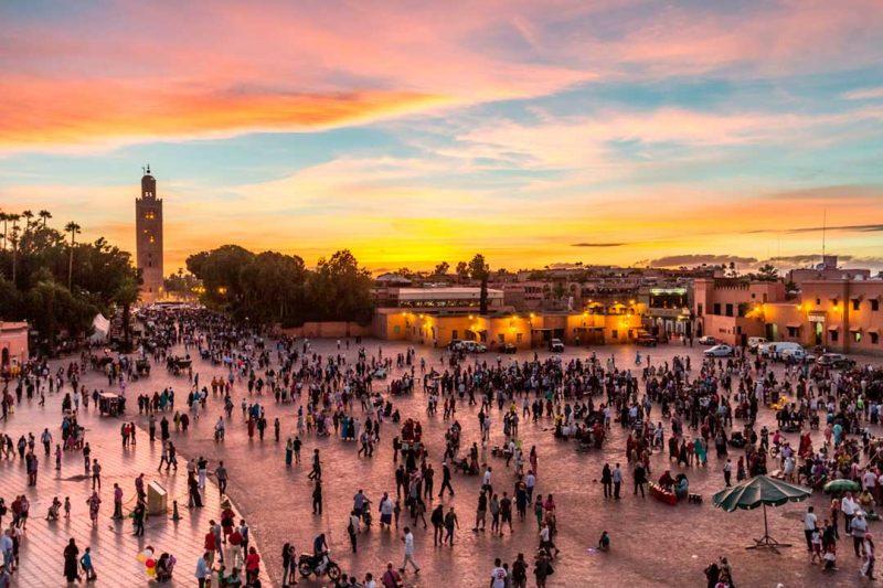 Si te estás preguntando donde viajar en verano 2018, elige Marrakech, un destino barato en esta época