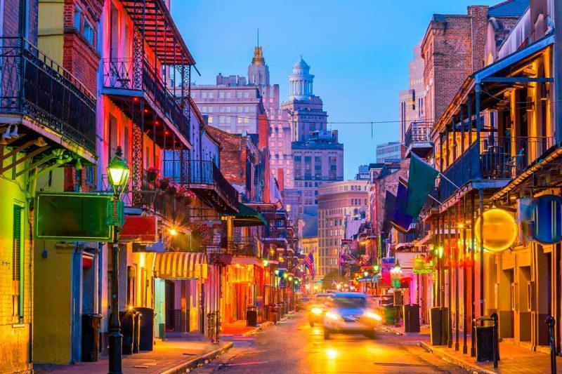 Nueva Orleans encabeza los mejores destinos para viajar en 2018 según The New York Times
