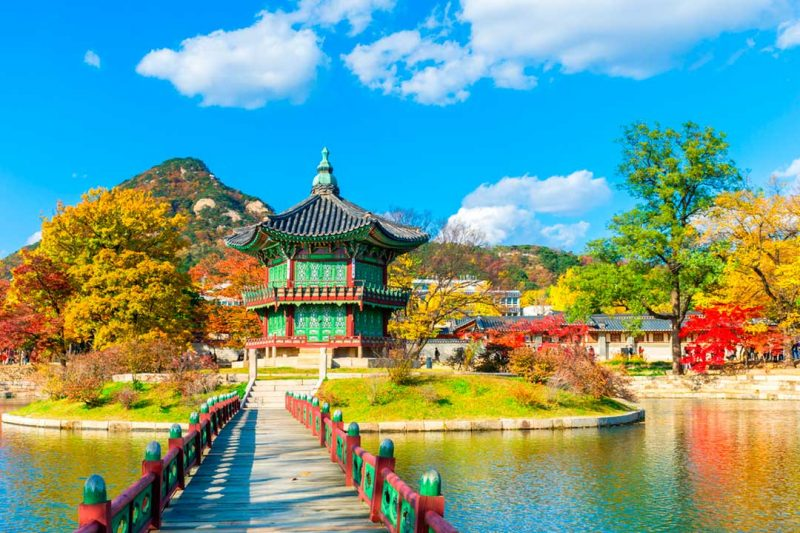 Corea del Sur es uno de los mejores destinos donde viajar en 2018