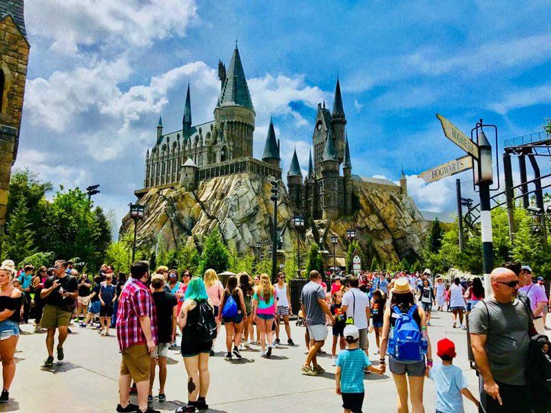Orlando es una buena escapada donde pasar unas vacaciones de Semana Santa con niños