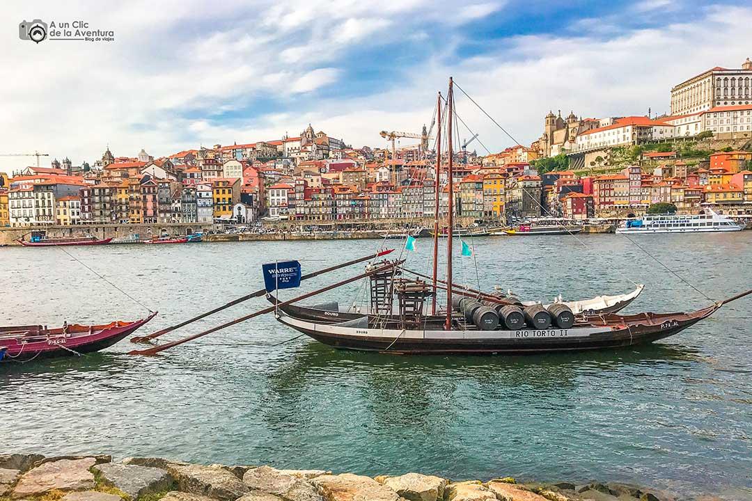 Oporto, o dónde pasar unas vacaciones de verano low cost