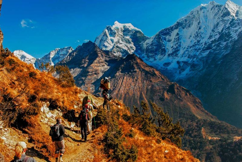 seguro viaje trekking nepal por libre